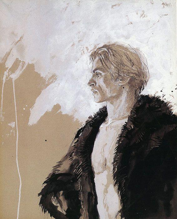 Джейми Уайет (Jamie Wyeth)
