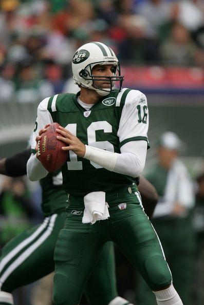 Vinny Testaverde of the New York Jets Like and Repin. Thx Noelito Flow. http://www.instagram.com/noelitoflow