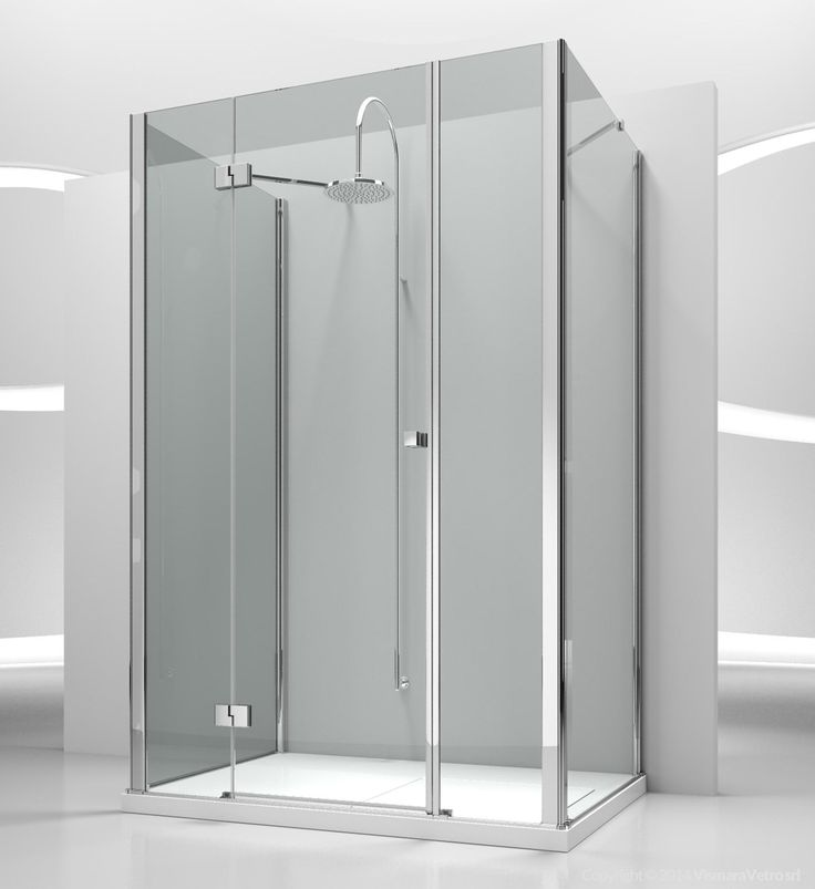sg+sm+sg : sintesi shower enclosures models - pivot door | by @vismaravetro