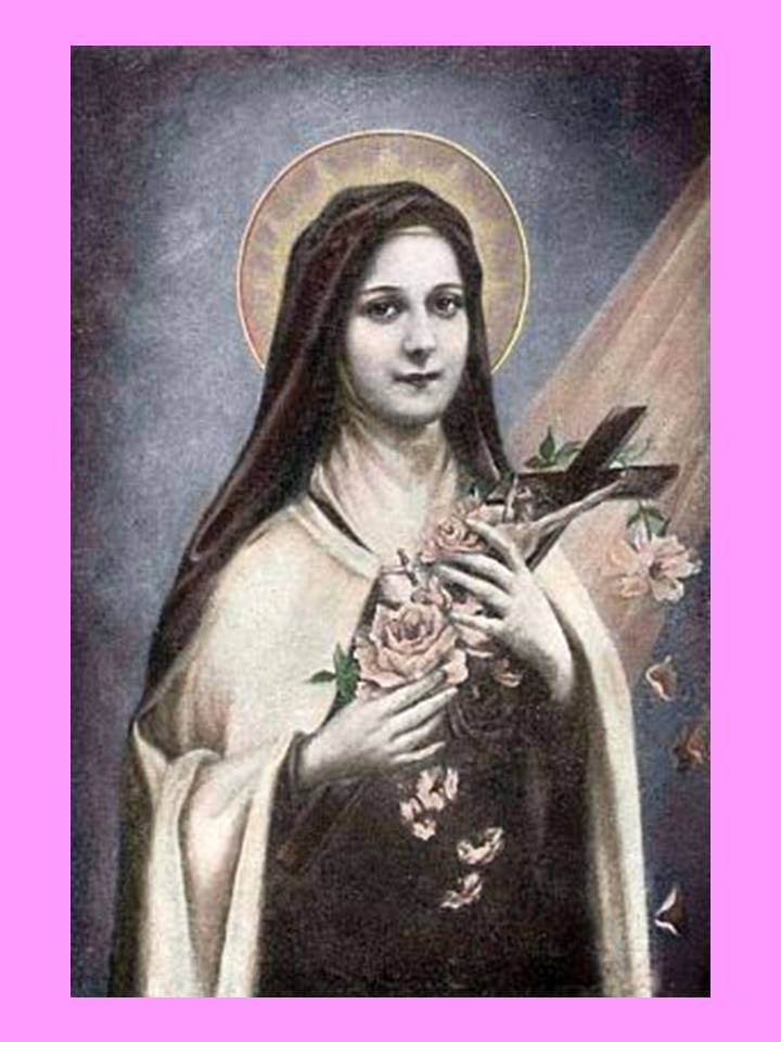 Novena Prayer to St. Therese of the Child Jesus