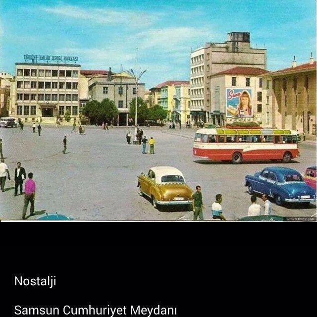 Samsun Meydan 1974