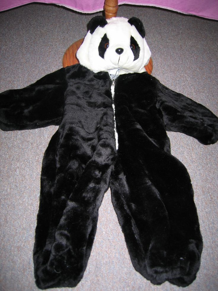 Children's Panda ..baby size 0-1 for hire