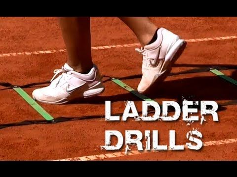 Ladder Drills - YouTube