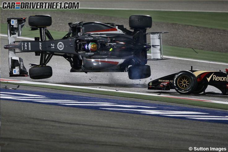 Fotos GP de Bahréin F1 2014 Domingo Grand prix racing