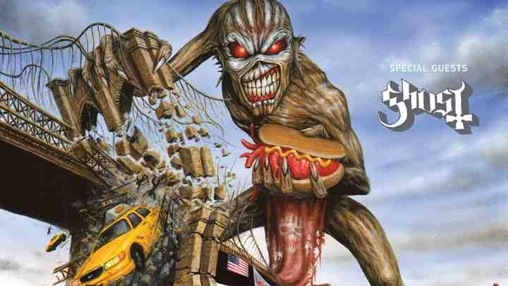Due to overwhelming demand IRON MAIDEN have added a second night at Brooklyn s Barclays Center on Saturday July 22nd Tickets go on sale Saturday February 25th at 10 EST News at The Gauntlet