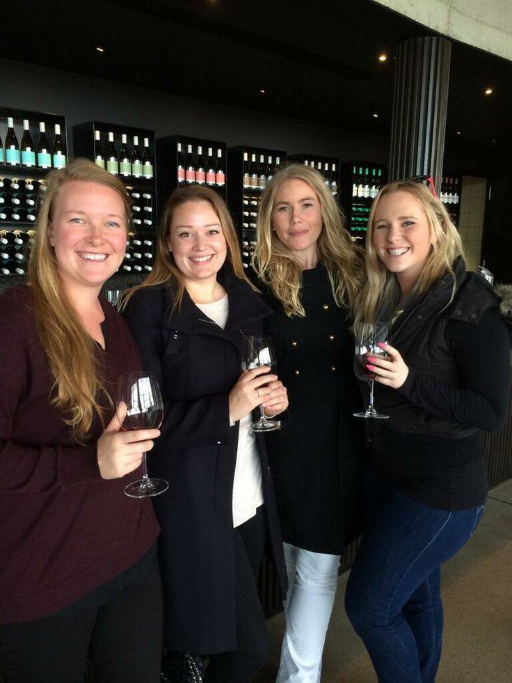 Enjoyed driving these lovely girls around the wineries of the Mornington Peninsula