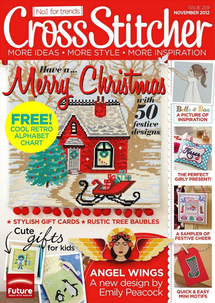 Cross Stitcher magazine - November 2012 259 - CrossStitcher