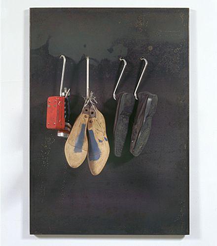 Jannis Kounellis Untitled 1991