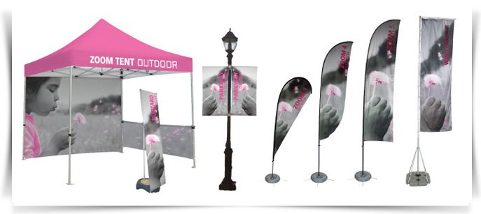 Mega Digital Imaging carry a variety of #Outdoor #display #signs that can be catered to your needs. From #flags, #banners, to #table #tops, and #billboards, we can help you efficiently advertise your products or services. Get more information at:- http://www.megaimaging.com/Blog/product-category/outdoor-stands/