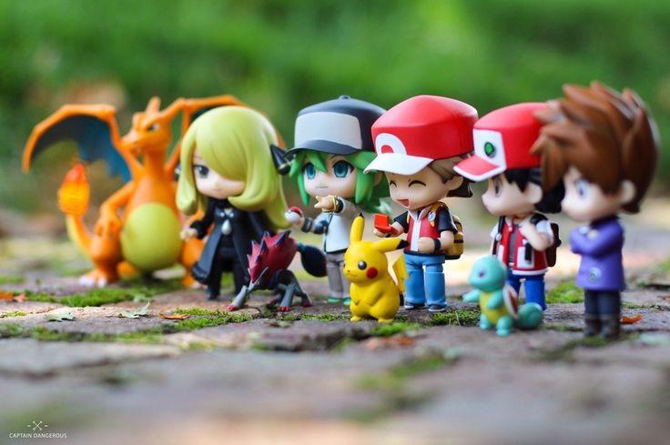 Pokemon Nendoroid Figures