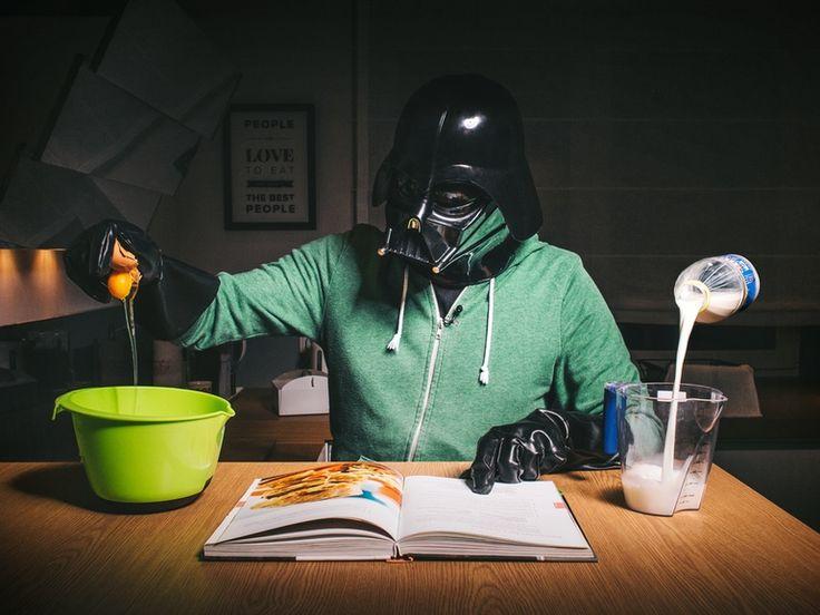 Multitasking by D. Vader on tookapic