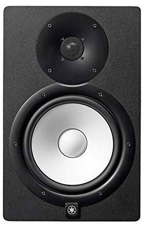 Yamaha HS8   The Yamaha HS8 is designed to produce a quality sound without distortion, even when the volume is turned up to the maximum level.   #Speaker #Studio_Monitor #UK #myaudiosounddan   www.myaudiosound.co.uk  