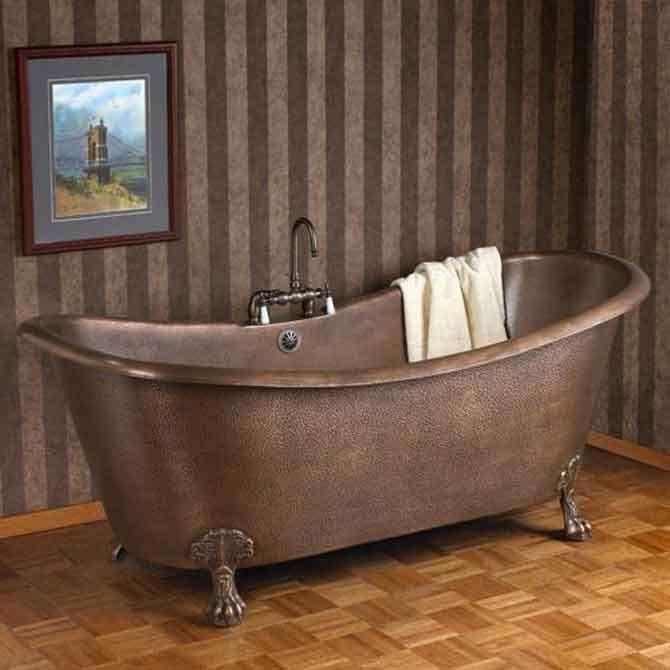 Vasche Da Bagno Rustiche Le Piu Suggestive Vasca Da Bagno
