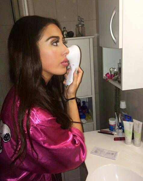 Rio Sonicleanse #sonicleanse #RioSonicleanse #Riobeauty #facial #beauty #skjønnhet #ansiktspleie #ansiktsrens #skjønnhetsrutine #rens #eksfoliering