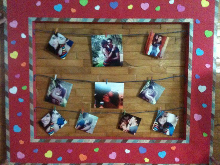 Regalo de 5 meses para mi novio :3 | regalos para un novio | Pinterest