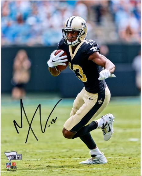 42fe828b710 Michael Thomas New Orleans Saints Autographed 8
