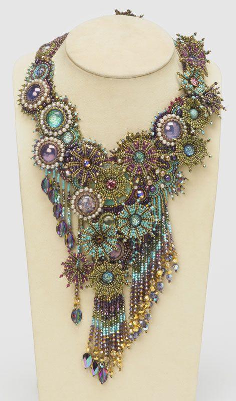 15 best images about Amazing Sherry Serafini bead art! on ...