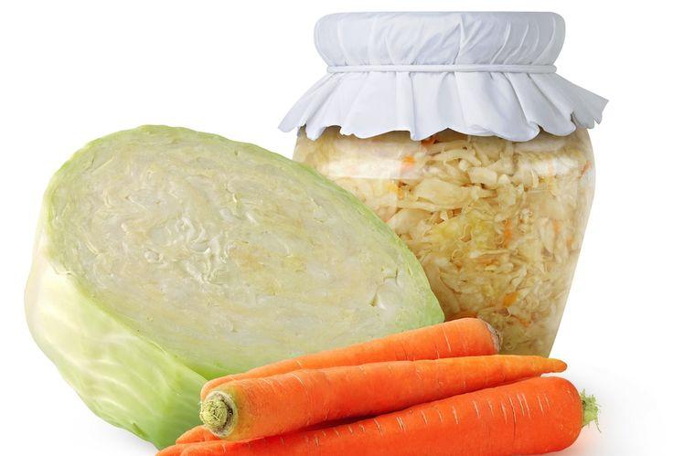 Tänk att ha hemgjord surkål och andra syrade grönsaker i skafferiet! Här är tre enkla recept!