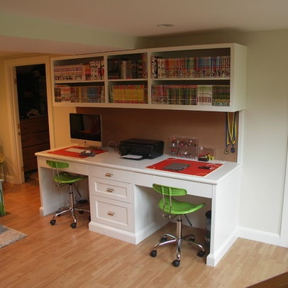 Two person Desk Design Ideas  Pictures  Remodel  and Decor. Best 25  2 person desk ideas on Pinterest   Two person desk  Home