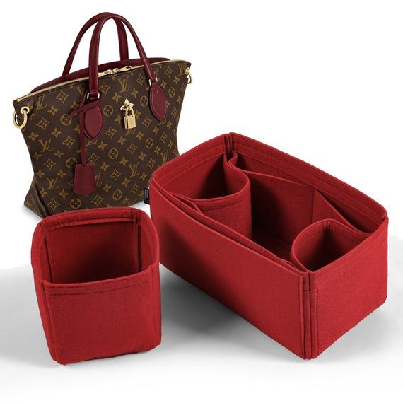 Removable Bag And Purse Organizer With Regular Style For Louise