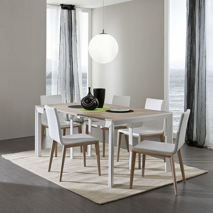 Table console Franco by La Primavera. Modern, minimalist design.