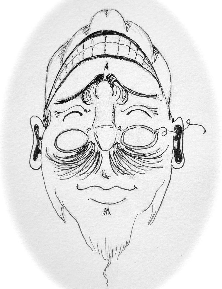 Best 25 Face Illusions Ideas On Pinterest