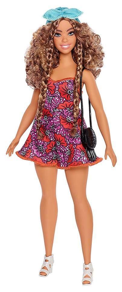 Na nova postagem, tem fotos reais de algumas das novas bonecas da coleção Barbie Fashionistas, como também são trazidos novos protótipos d...