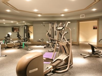 A gorgeous gym on South Sound Road in Grand Cayman.