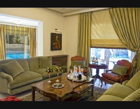single house / Vouliagmeni  - Greece / interior designer Sissy Raptopoulou