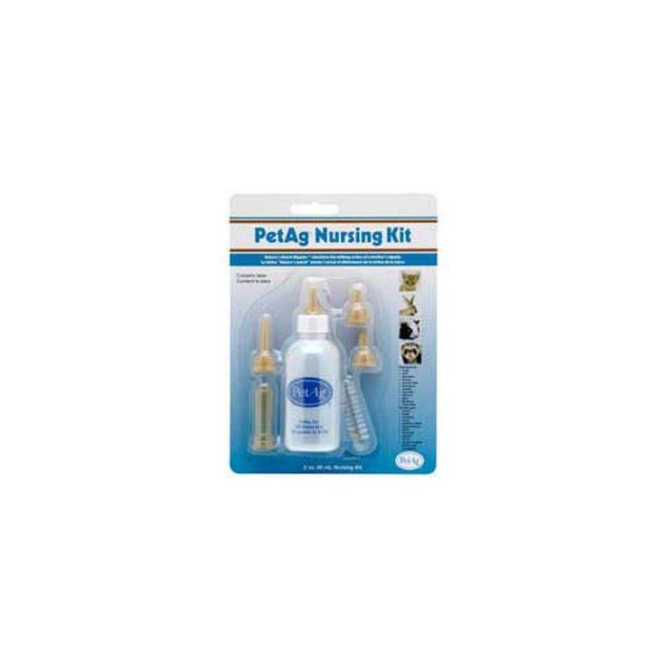 Pet Ag Products Nurser Bottle Kit 2Oz