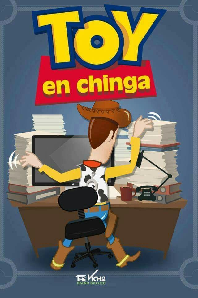 Toy en chinga | Humor | Pinterest | Toys and The o'jays