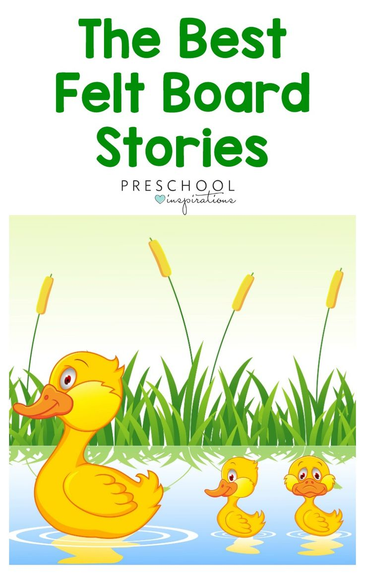 Need a way to keep children on the edge of their seats at circle time? Flannel board stories are the winner! Here are some of the best felt board stories for children.