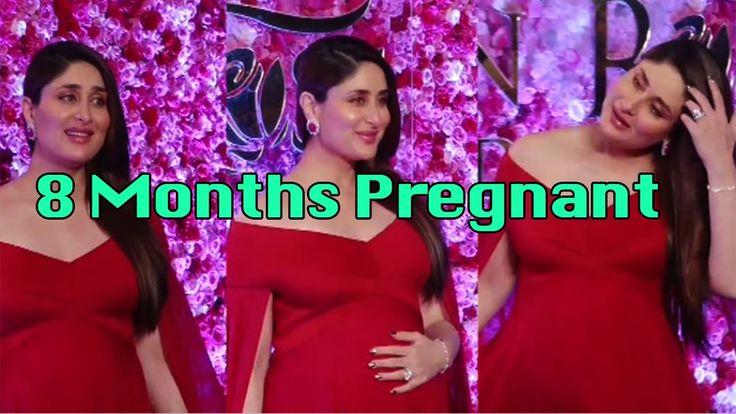Pregnant Kareena Kapoor at lux golden rose awards 2016 | Bollywood Hot News