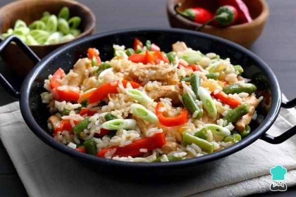 Como Cocinar Arroz Yamani Recetas Y Propiedades Como Cocinar Arroz Comidas Con Arroz Arroz