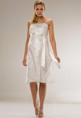 Hochzeitskleid schwanger standesamt