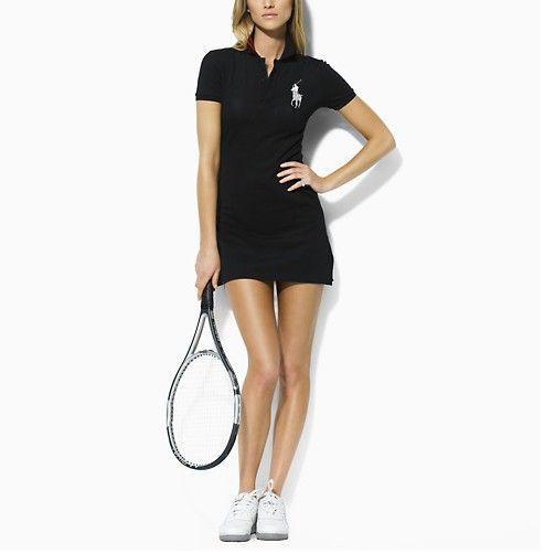Ralph Lauren Womens 2011 Dress In Black