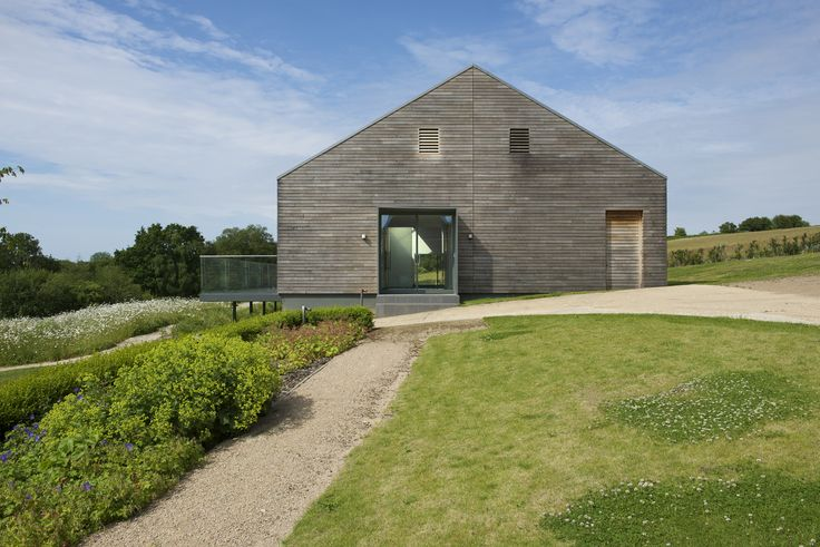 RIBA Announces Six Winners for South East Awards,New House; East Sussex / BBM Sustainable Design. Image © Leigh Simpson
