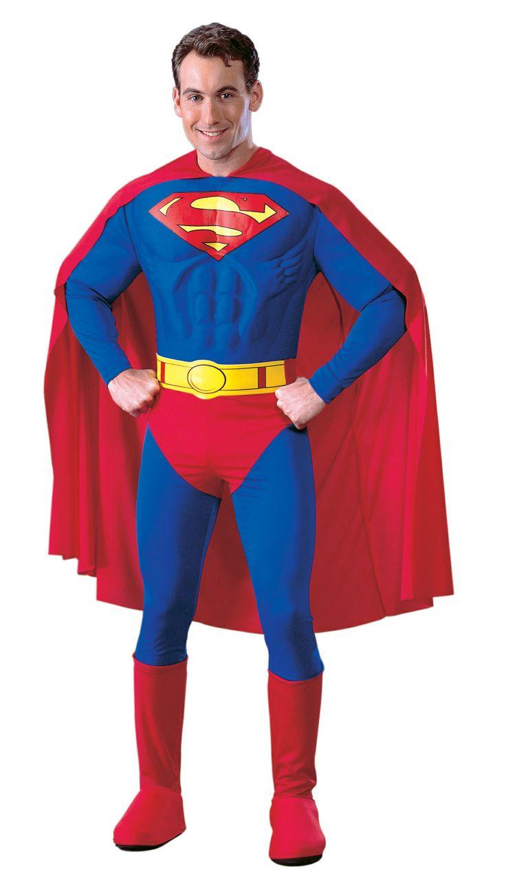 Kostuum Superman deluxe