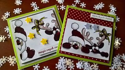 monweg tworzy: Kartka bożonarodzeniowa #12