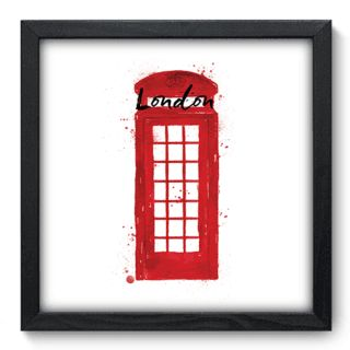 Quadro Decorativo - Londres - 157qdm