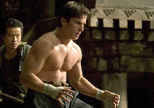 Christian Bale Workout For Batman The Dark Knight Rises