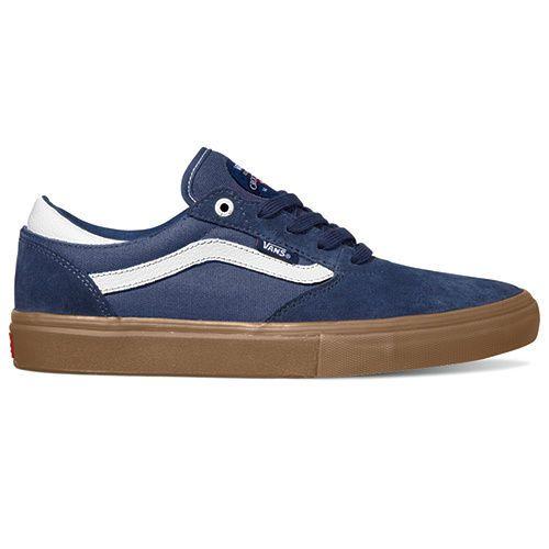 Vans Gilbert Crockett Pro Mens Shoe Blue All Sizes
