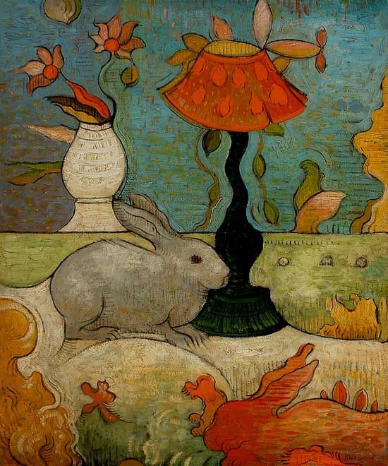 Марк Дрейк-Бриско (1964) - Все интересное в искусстве и не только.