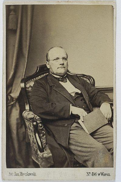 Stanisław Moniuszko herbu Krzywda (ur. 5 maja 1819 w Ubielu, zm. 4 czerwca 1872 w Warszawie[1][2]) – polski kompozytor, dyrygent, pedagog, organista; autor ok. 268 pieśni, operetek, baletów i oper. Do jego najsłynniejszych dzieł należą opery: Halka, Straszny dwór i Paria.