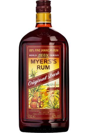 Myers's Rum Original Dark is een 100% Jamaicaanse rum, gemaakt vanpure Jamaicaanse melasse.