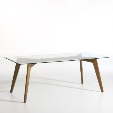 17 best images about table on pinterest studios home for Table verre scandinave