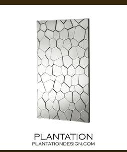 Espejo roto de Plantation.