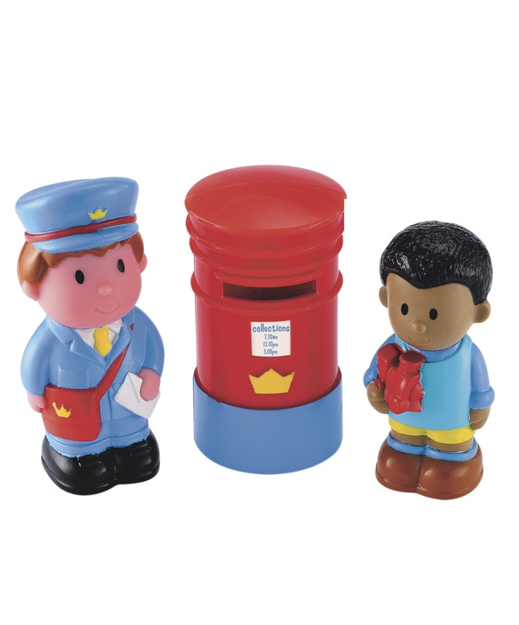 £5 HappyLand Postman Set : Early Learning Centre UK Toy Shop