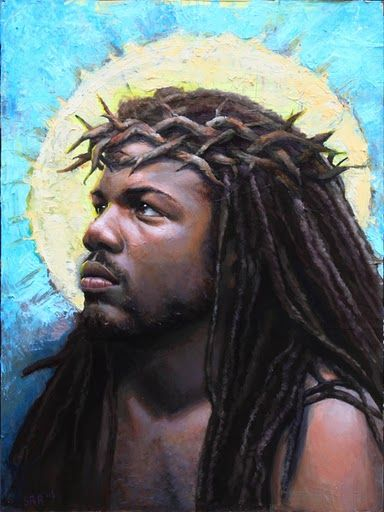 pictures of a black jesus christ | ... pictures here is never in any way look like Jesus Christ of Nazareth