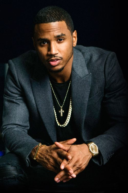 Trey Songz Follow me on Pinterest.! @makayla9828                                                                                                                                                                                 More